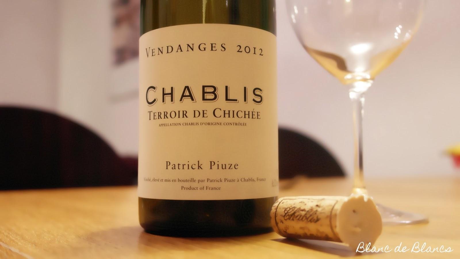 Patrick Piuze Terroirs de Chichée - www.blancdeblancs.fi