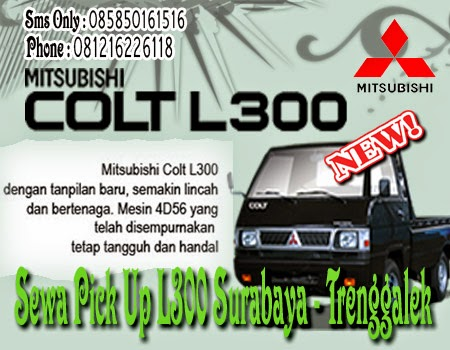 Sewa Pick Up L300 Surabaya - Trenggalek