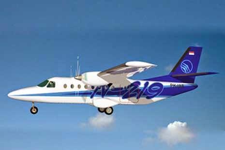 Pesawat Indonesia N-219 Bakal Raih Sertifikasi Internasional