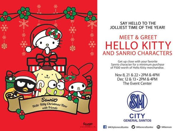 Celebrate the Sweetest Christmas at SM City General Santos