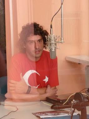 Reportaje en radio Eterogenia. Cordoba Arg. 30/3/2011.