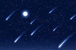 Peta Interaktif 1.000 Tahun Hantaman Meteor di Bumi