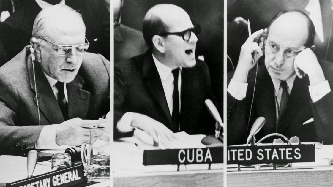 Consejo de Seguridad de la ONU durante la crisis de los misiles