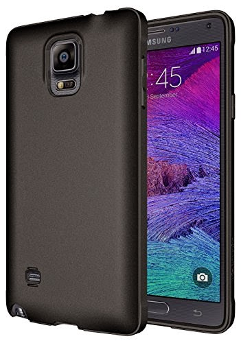 Diztronic Full Matte Flexible TPU Case for Samsung Galaxy Note 4