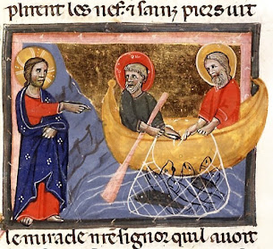 Calling Peter: From Fish to Men