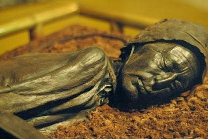 Manusia Tollund Berumur 2.400 Tahun Diawetkan Rawa Gambut