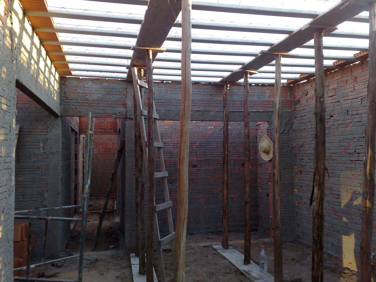 Passo a passo da construção da minha primeira casa: Laje #897542 1600 1200