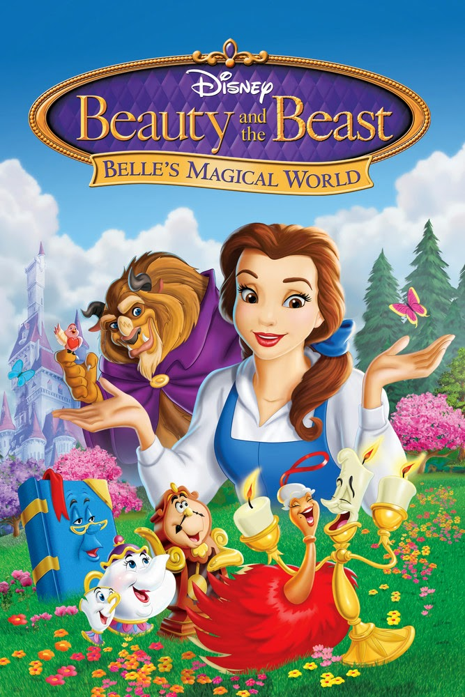 Belle's-Magical-World-Movie-Poster