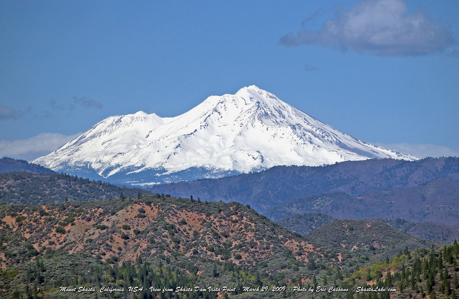 how to get to mount shasta