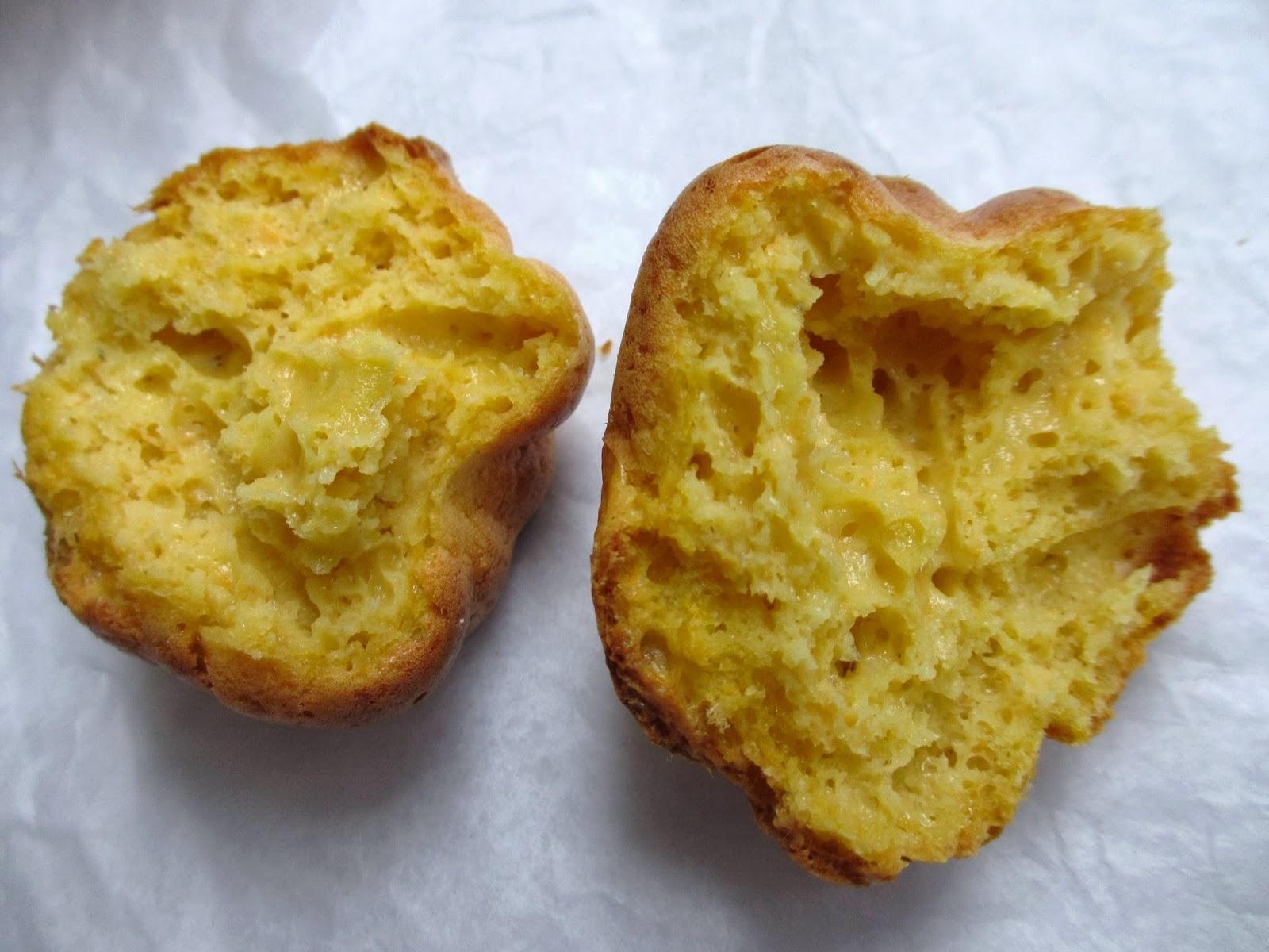 Cooking Julia Petits Cakes Au Potiron