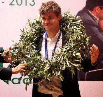 Magnus Carlsen, flamante 20° Campeón Mundial de Ajedrez