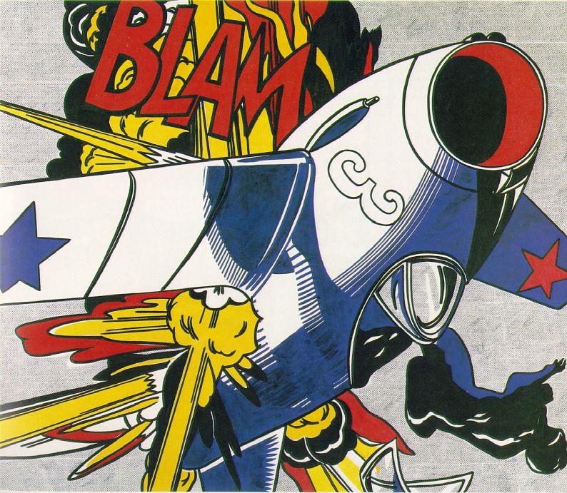 Art Amp Artists Roy Lichtenstein