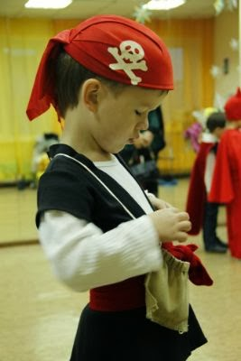 костюм пират для мальчика