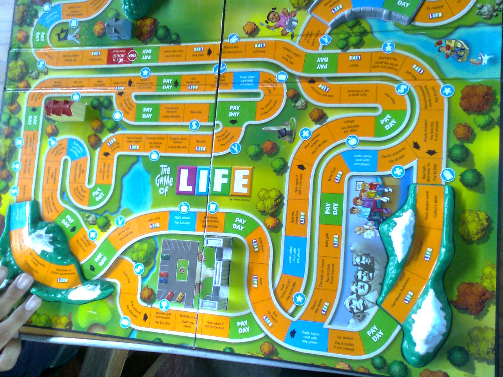 obblog the game of life