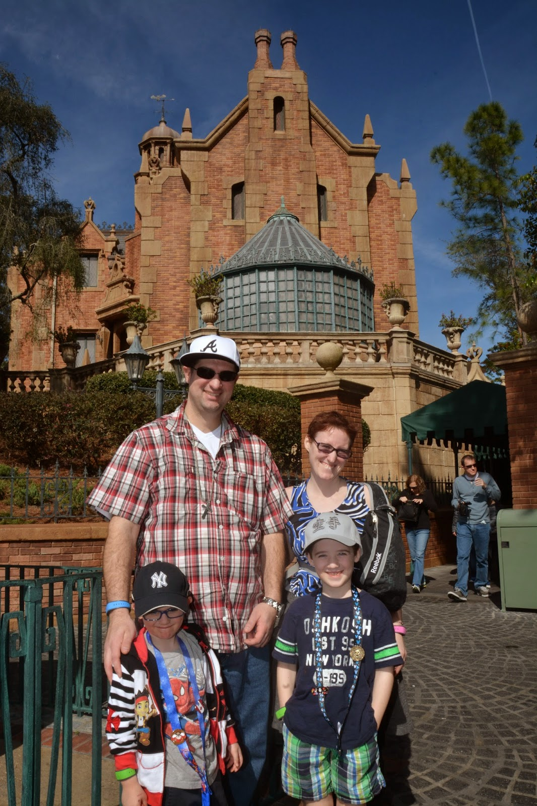 Disney, haunted mansion, orlando, magic kingdom, photopass, memory maker