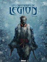 Les chroniques de Legion t.3 (Junio-2012)