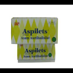 Dosis Obat ASPILETS Tablet Kunyah