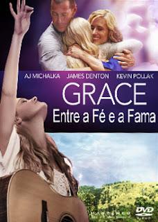 Grace: Entre a Fé e a Fama - BDRip Dublado