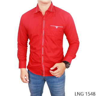 Male Slim Fit Shirts