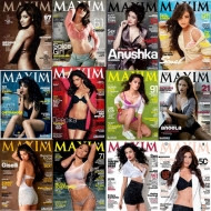 Hottest MAXIM Covers Of 2011