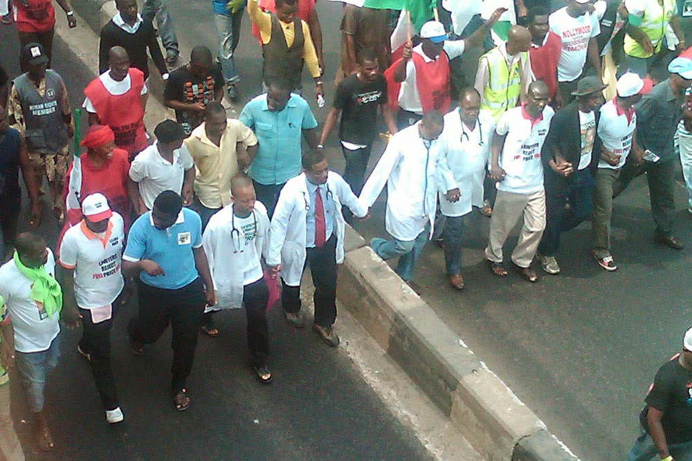 Nigerian Doctors Begin Nationwide Strike