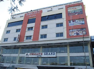 Swagath Grand Is Located At Habsiguda 20 Kms From The Shamshabad International Airport And 5kms Secunderabad Railway Station Hotel Very