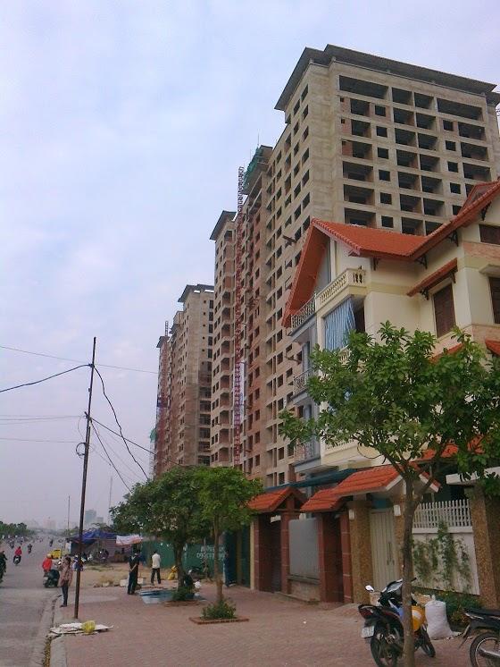 Chung cư CT1 Trung Văn - Vinaconex3,