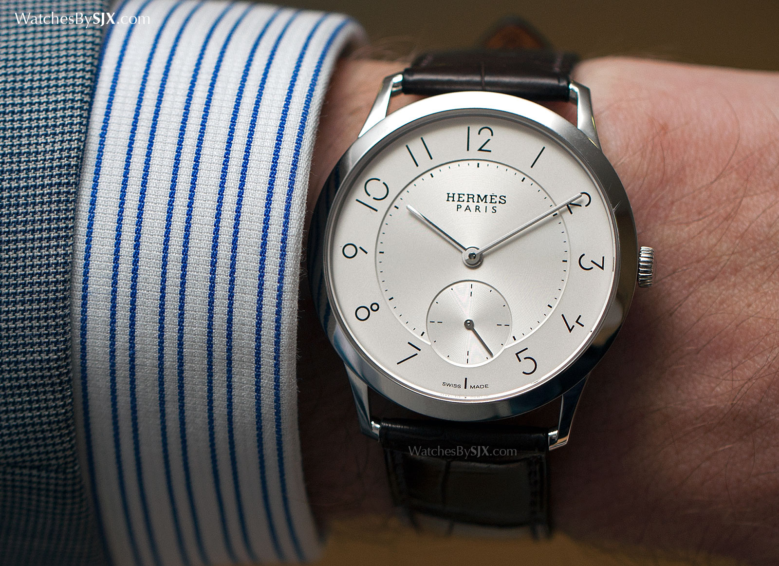 watches by sjx up close with the slim d 39 hermes simple original and affordable with original