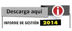Informe de Gestión Arauca 2014