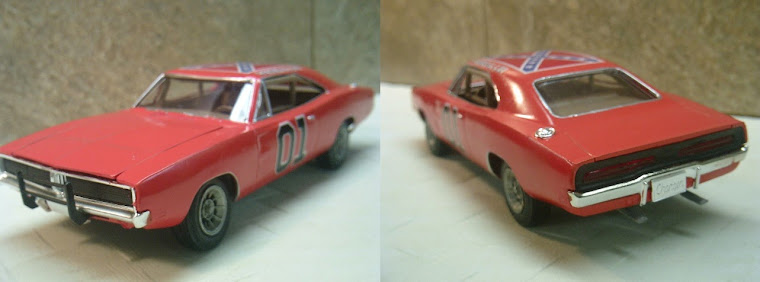 "Dodge Charger, ""Dukes of Hazzard"" General Lee"