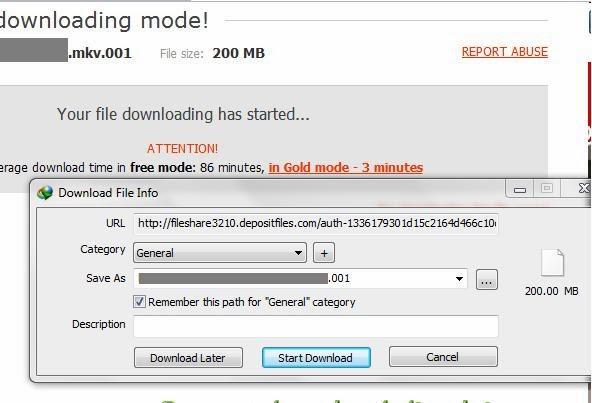 tips download di depositfiles 4