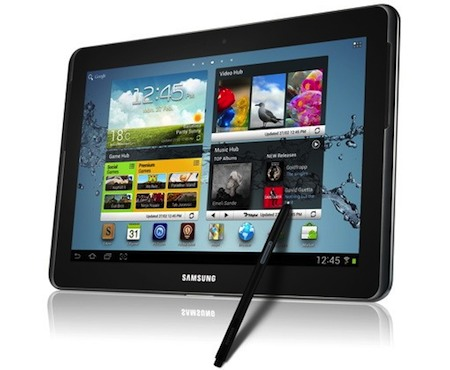 Samsung galaxy note 10 1 android tablet price philippines for O tablet price list 2014