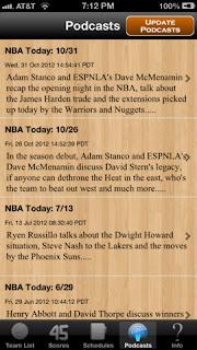 Pro Basketball Radio & Live Scores 003