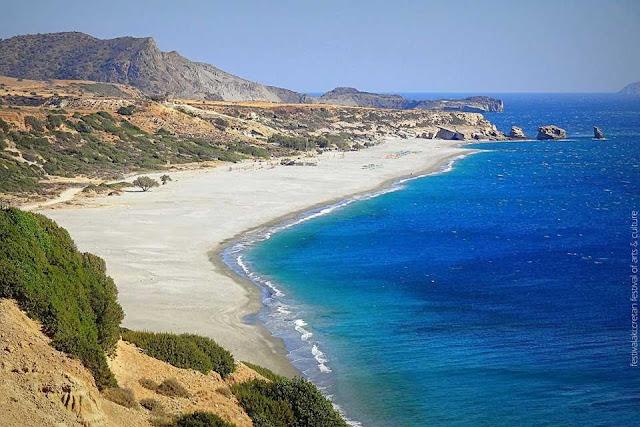 Παραλία Τριόπετρας - Ρέθυμνο (Κρήτη)