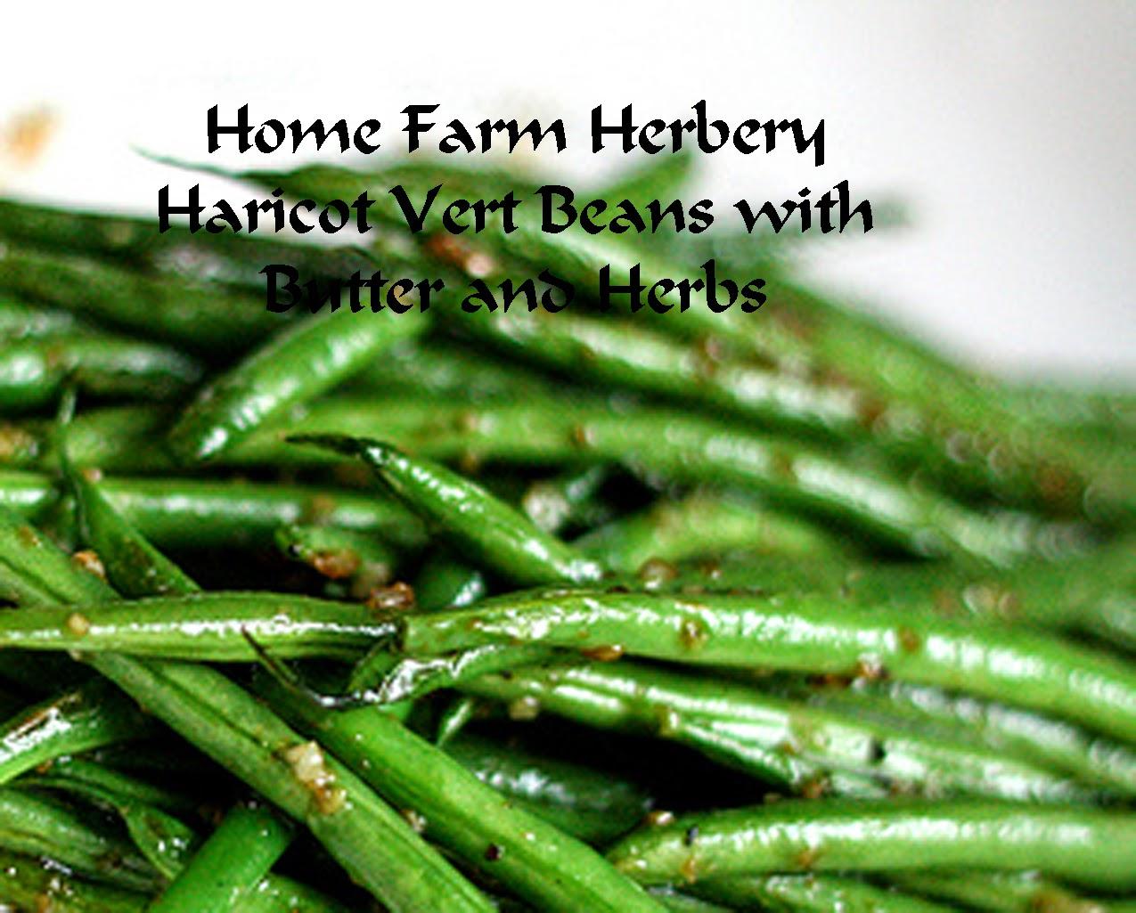 Haricot Vert Beans Haricot Vert Beans With Butter
