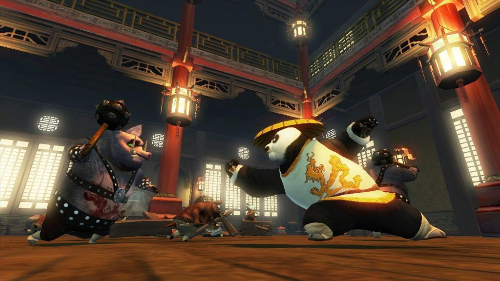 Видео для игры Kung Fu Panda:Трейлер 2(Видео) - видео про игры на GameGur..
