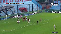 Video con todo el resumen de la victoria en Sarandí