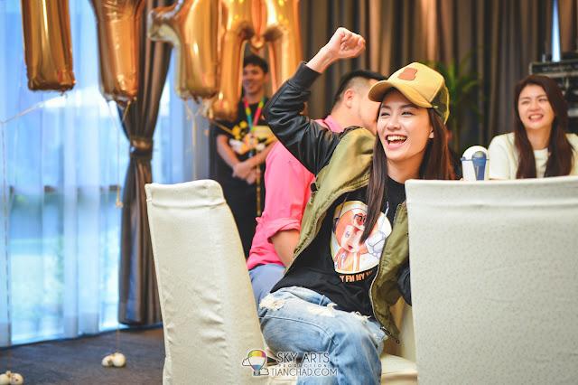 Yoon 吴家润与Royce 陈志康拍档主持《MYFM 啱 Channel》