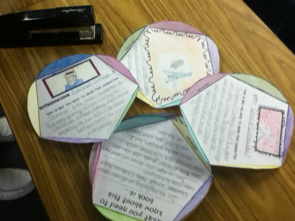 foldable book report Learn how to fold two mini books with your students that require  if you like to  make and use foldable tools in your classroom, then you are in.