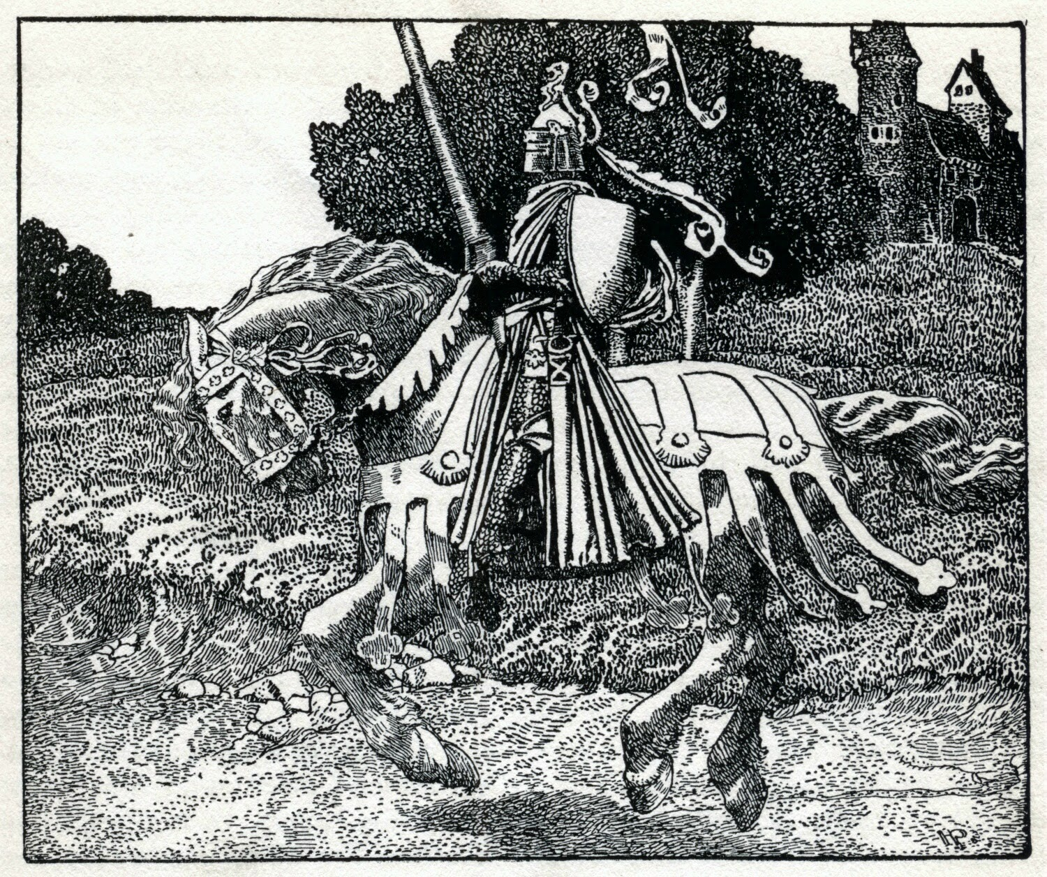 modern medievalist tm king arthur a little boy and howard pyle a knight by howard pyle