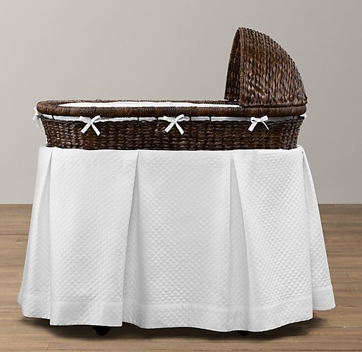 Baby Bassinet Cover4