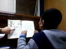 Contando História para Autista