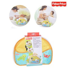 FISHER PRICE BATH &amp; CHANGING CADDY