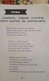 JUSSARA, CIDADE MENINA COM SORRISO DE PRIMAVERA!