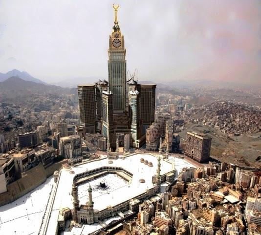 Saat Mekkah Disulap Jadi Las vegas