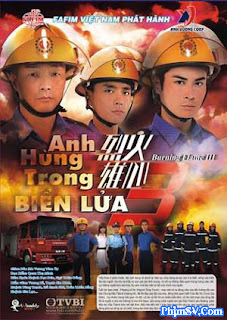 Anh Hùng Trong Biển Lửa 3 - Buring Flame 3