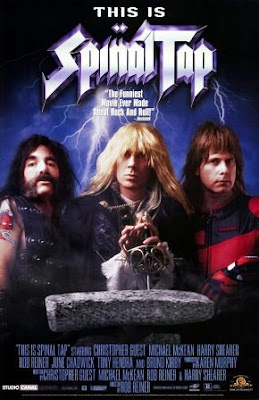 1) This is Spinal Tap (1984). poster