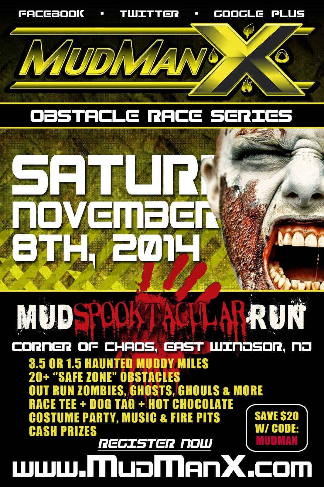 Last MudManX race of 2014!