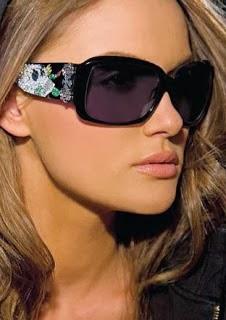 صدق أو لا تصدق...النظارة الشمسية تحرق جلدك  - نظارة شمس - sunglasses