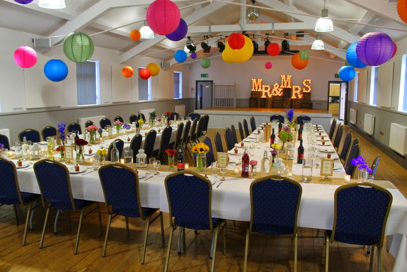 Singleton village hall hire